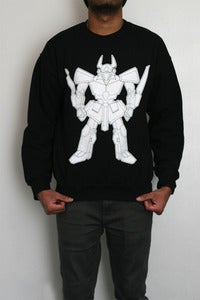 Image of Mecha Stencil Crewneck