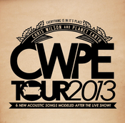 Image of CWPE Tour 2013 {EP}