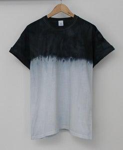 Image of Night Sky Dip Dye Tee