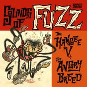Image of The Hangee V & The Angry Breed – Sounds Of Fuzz  7''