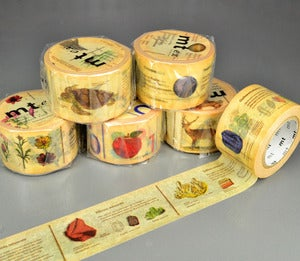 Image of Elements Washi Tape
