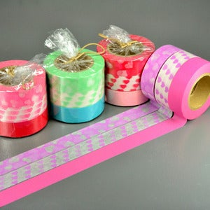 Image of Valentine Heart Series Washi Tape