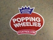 "Image of Stuntride ""Dubble Bubble"" Stickers"