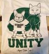 Image of &amp;#x27;UNITY&amp;#x27; SHIRT (50% OF PROFIT GOES TO NORTH CLWYD ANIMAL RESCUE)