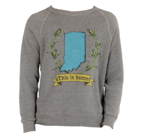 Image of This is Home Crewneck Sweatshirt