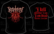 Image of Katalepsy - I kill...  t-shirt