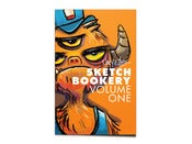 Image of Sketchbookery Volume 1