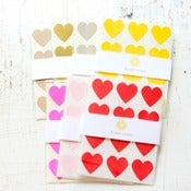 Image of Heart Sticker Collection