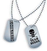 Image of Rookered/Team Dixon Dog Tags