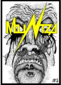 Image of MOUNTZA FANZINE ISSUE 5