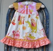 Image of Fairytale flutter dress