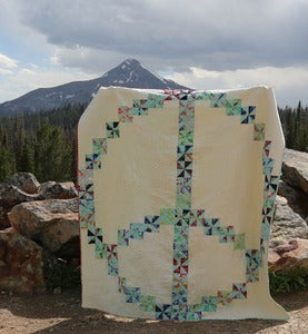 Image of Peace Quilt Pattern