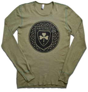 "Image of ""The Hooligan"" thermal by Backpage Press"