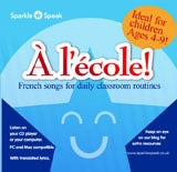 Image of New!  lcole CD- French songs for classroom routines