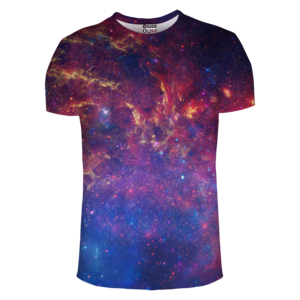 Image of Purple nebula T-Shirt