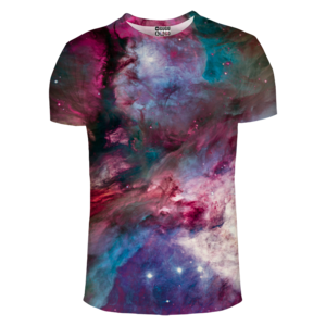 Image of Pink nebula T-Shirt