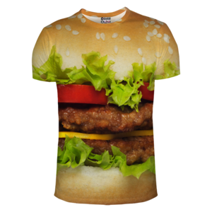 Image of Hamburger T-Shirt