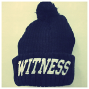 Image of Black Bobble Hat