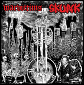 Image of Warvictims / Skunk - split ep