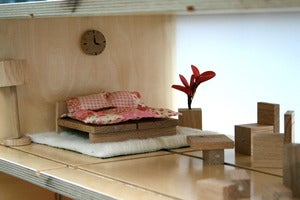 Image of QUBIS magnetic blocks - Bedroom Furniture