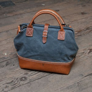 Image of Northwesterner 12&quot; Grey and Tan