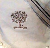 Image of Grow some joy. (messenger bag)