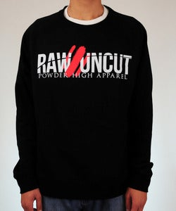 Image of Raw & Uncut Crewneck