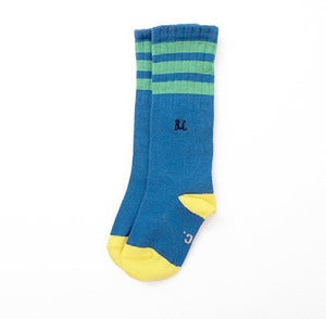 Image of BOBO CHOSES ° socks blue SPRING SALE