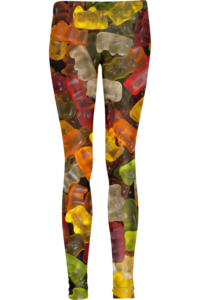 Image of Gummy bears leggings