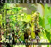 Image of Crushed Beaks - Breakdown 7""