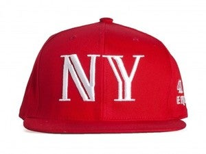 Image of 40 oz Nyc Balmain Inspired Snapback 9/11