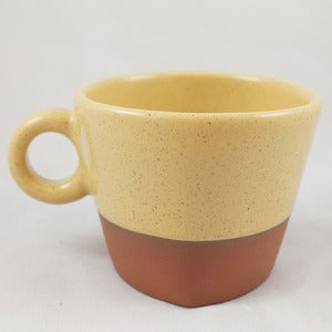 Image of Oblong Short Coffee Mug