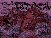 Image of Doomsday Student/Tinsel Teeth Tour Poster