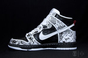 Image of Freegum All-Over Dunk High