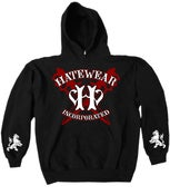 Image of Hatewear Knuckles Knives - Hoody