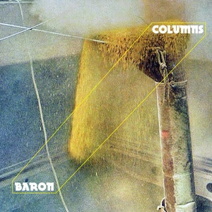 Image of Baron - 'Columns' CD
