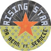 "Image of Mr Benn ft Serocee - ""Rising Star"" 12"""