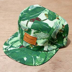 Image of Grand Scheme- Jungle 5 panel green