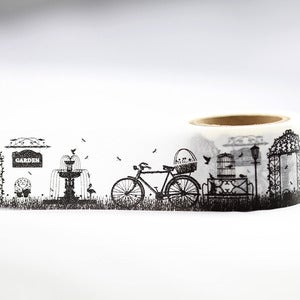 Image of Garden Stroll Washi Tape