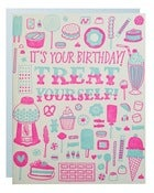 Image of Birthday Treat Card