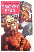 Image of Vintage Smokey Bear Comic - En Español!