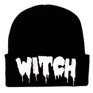 Image of Witch Beanie Hat
