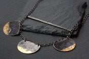 Image of Keum Boo Crescent Necklace