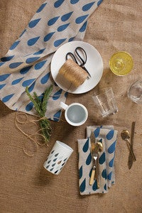 Image of Raindrops Tea Towels