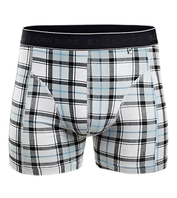 Image of Bjorn Borg Boxer Briefs - Novak (Black)