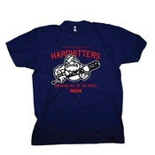 Image of HardHitters (Navy/Red)