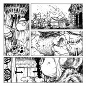Image of Black Axe #6 Page 7