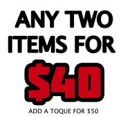 Image of * SALE * 2 FOR $40 (excluding hoodies)