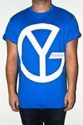 Image of Yg Pennant BLUE