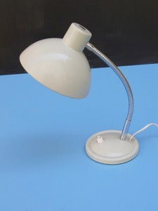 Image of LAMPE DE TABLE / BUREAU VINTAGE 60 - REF.543